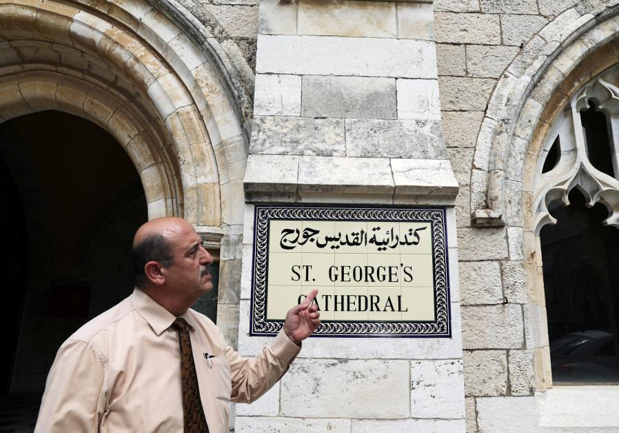 British milestones in Holy Land set traditional foundation for royal visit