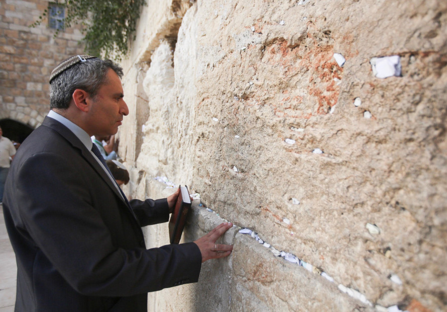 Special to JPost: Mayoral candidate Elkin's grand plans for Jerusalem