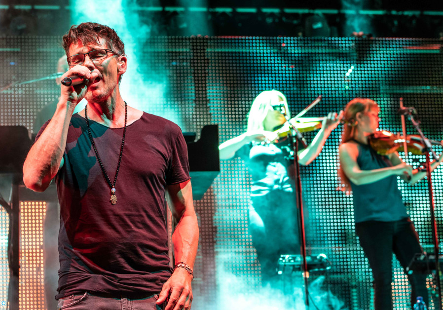 Concert Review: A-ha takes on Ra'anana with Electric Summer tour