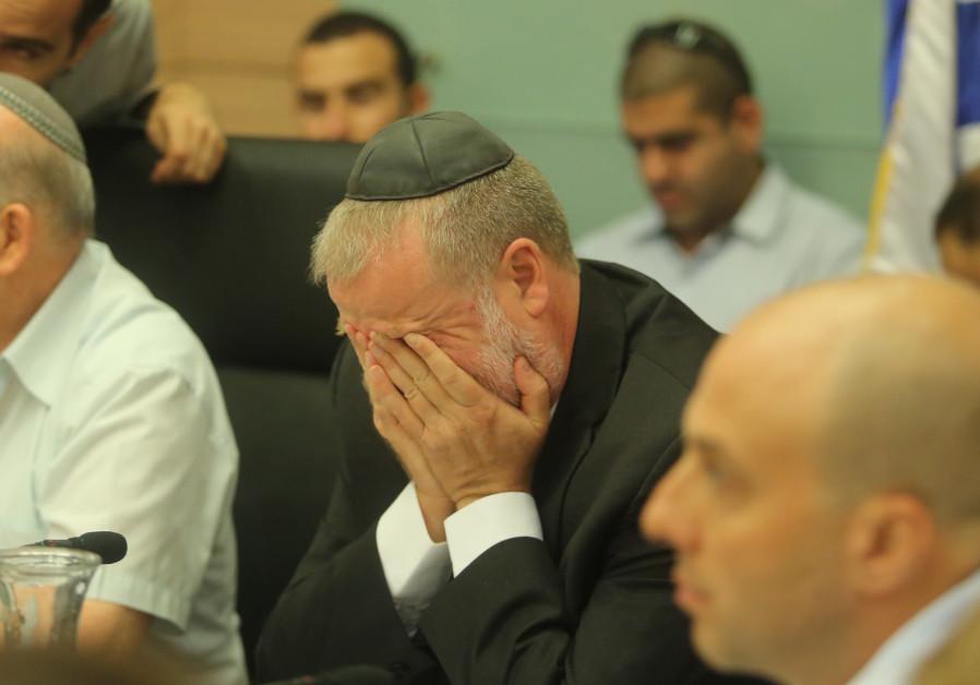 Mandelblit: Knesset Solution for Migrants Is 'black Hole' in Legal System