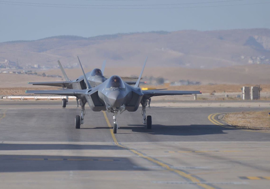 Israel receives three more F-35 Adir jets