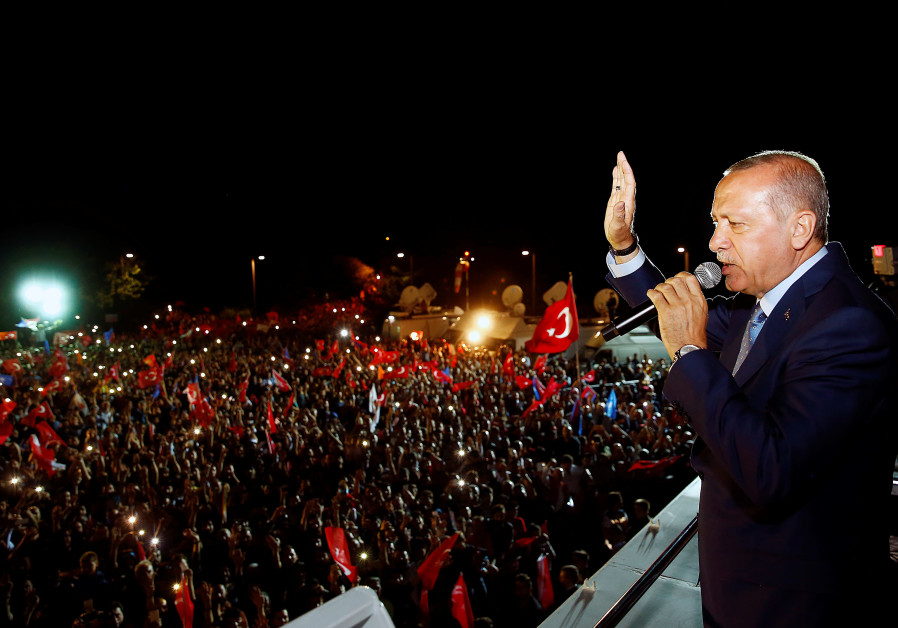 Analysis: After Erdogan's victory, what should Israel do?