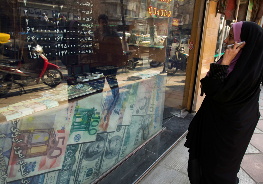 Report: U.S. sanctions on Iran bring its pension system to near collapse