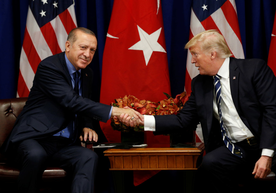 Trump, Erdogan agree to improve ties after Turkish leader's re-election