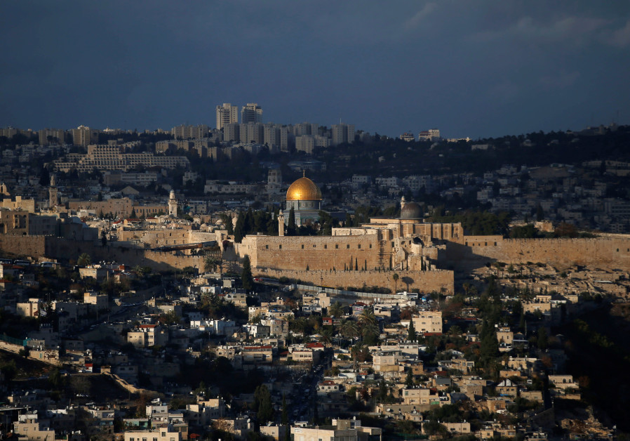 Palestinian Authority steps up activities in east Jerusalem