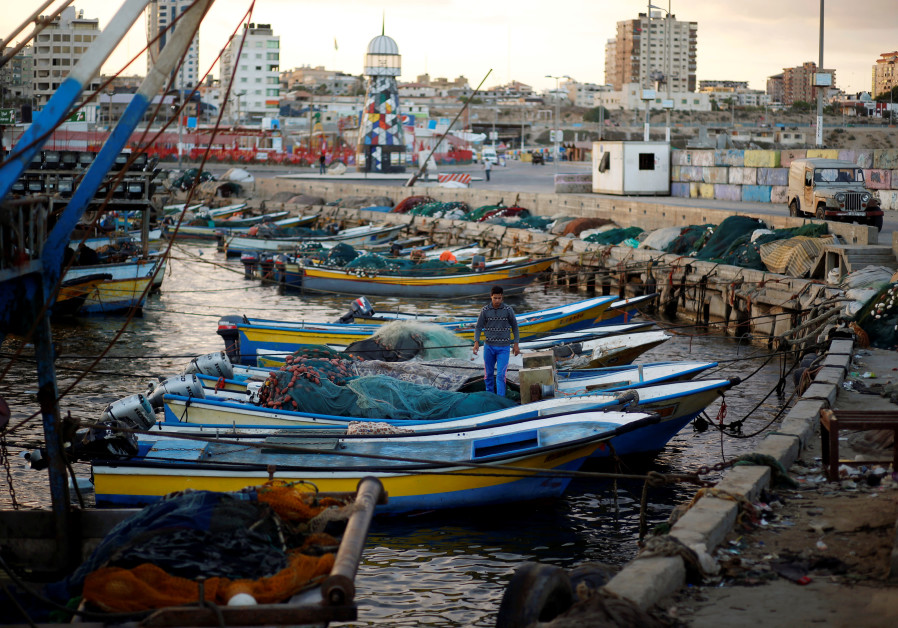 Rival Palestinian leaderships divided over Gaza-Cyprus port proposal