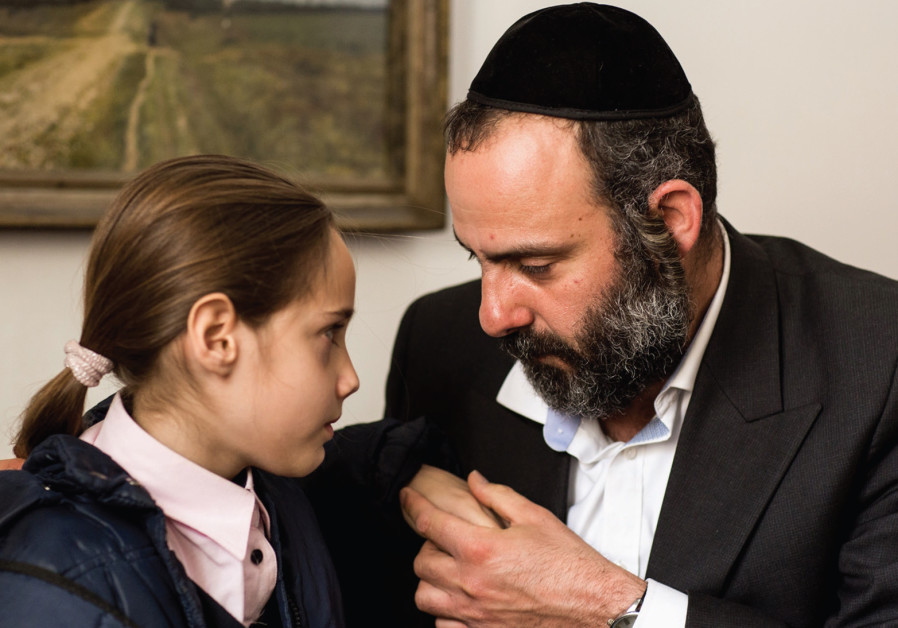 The film 'Driver' is a quietly moving story of a man who lives on the margins of Bnei Brak