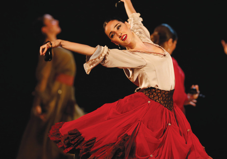 The Larreal dance company from Spain tours Israel next month