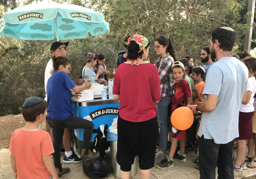 Ben & Jerry's celebrates 40 years in Israel with free ice cream