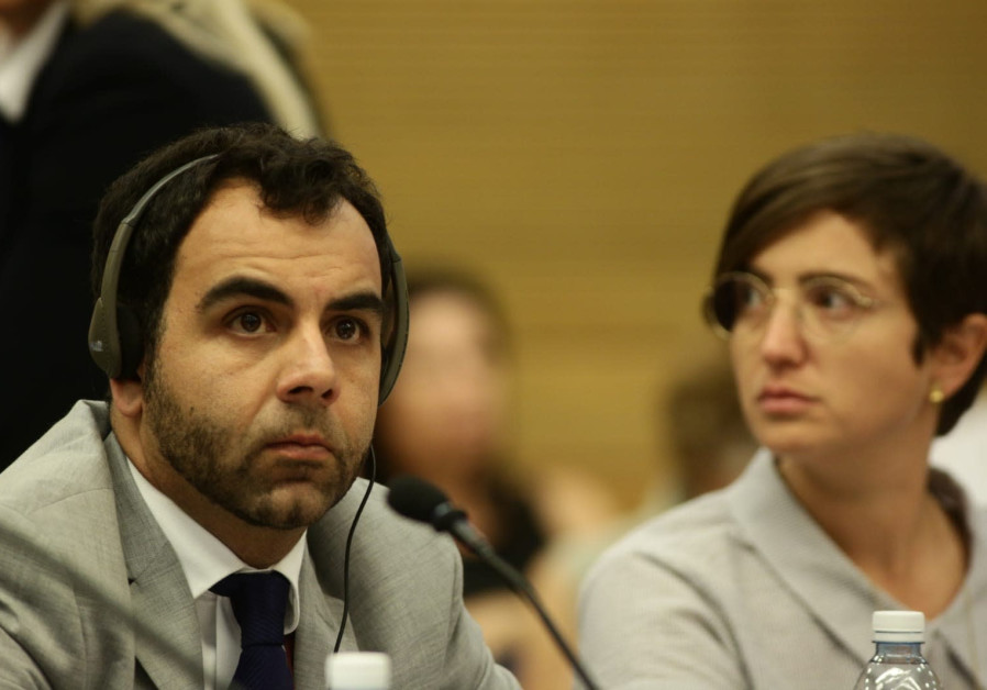 Human Rights Watch representative Omar Shakir