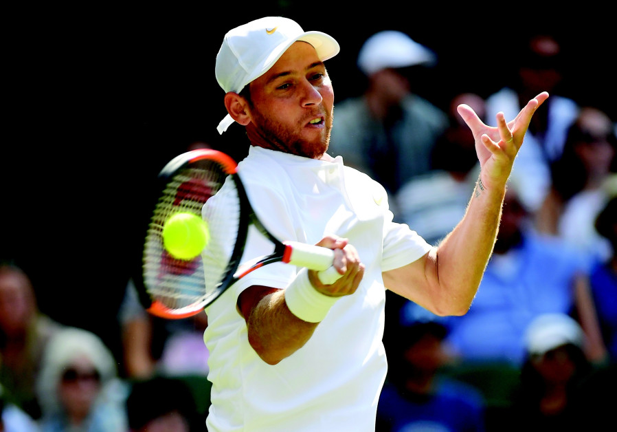 Dudi Sela ousted by Nadal in 1st round