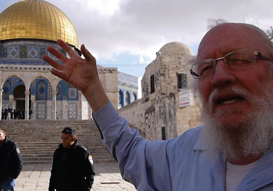 the documentary series The Jewish Underground