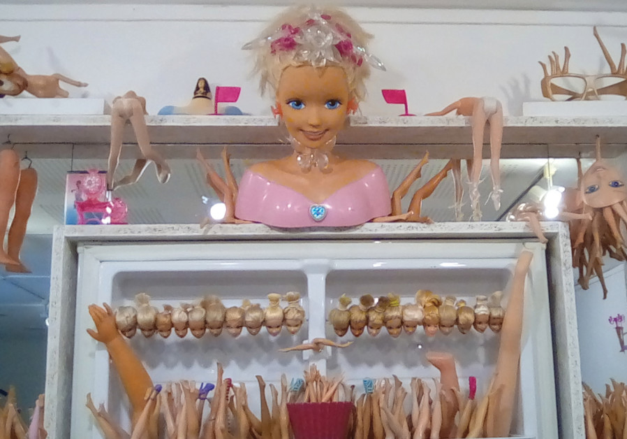 'The Plastic Institute to preserve the Barbie genome' by Gil Riva