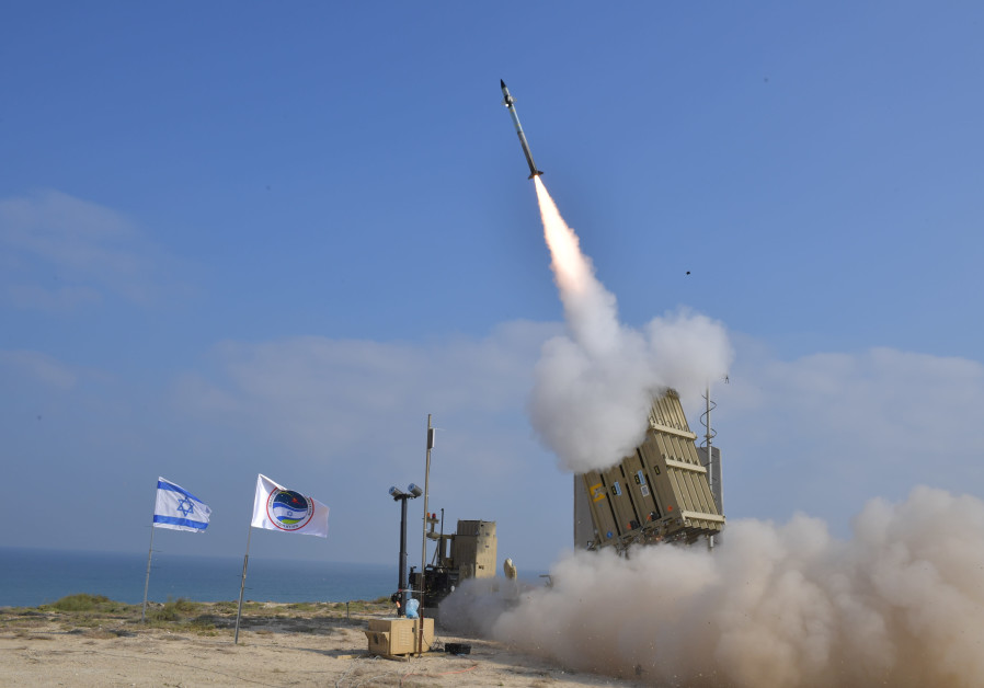 IDF deploys Iron Dome batteries in the south