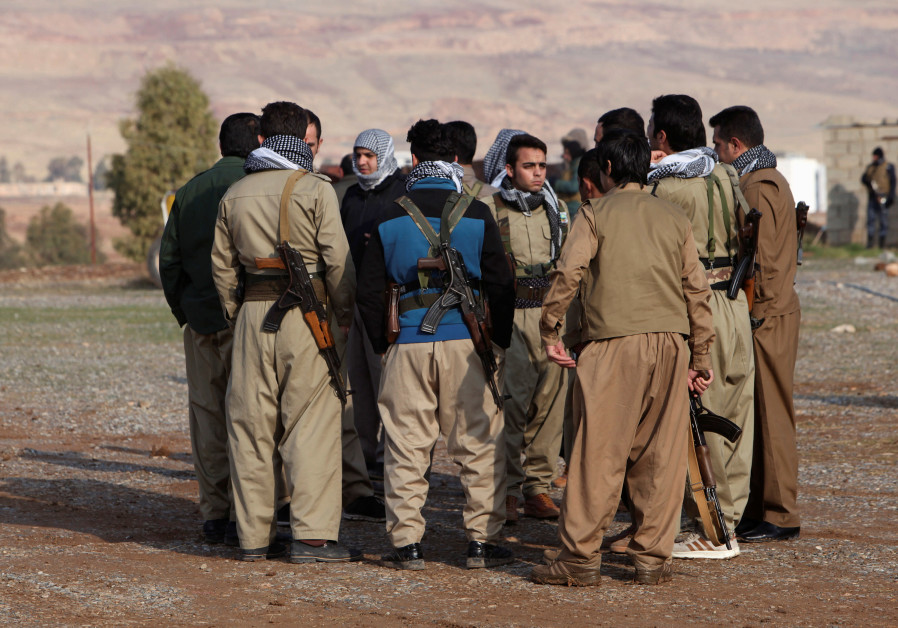Iranian Kurds increase campaign against Tehran regime