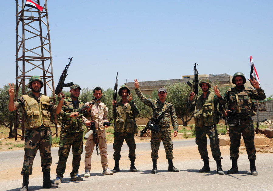 Syrian army preparing phased Idlib assault, the last big rebel enclave