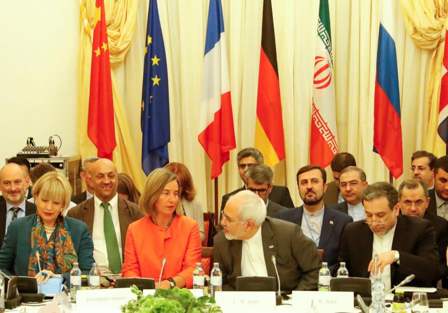 Lo que la reacción de la UE nos dice sobre el análisis de acuerdo con Irán.
