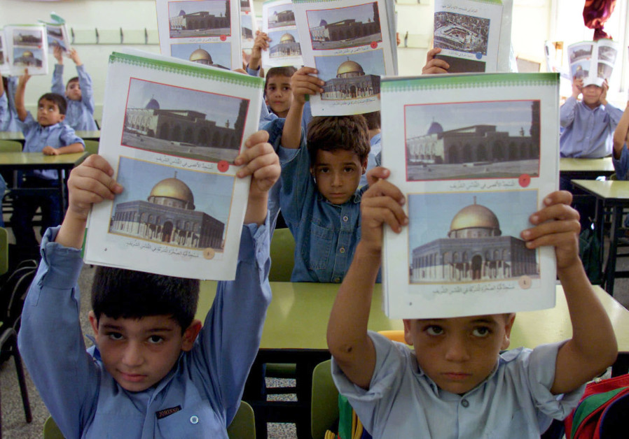 Britain to lead review of incitement in Palestinian textbooks