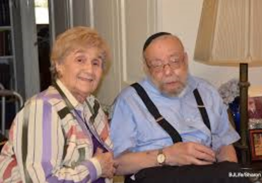Rabbi Emanuel and Rena Quint