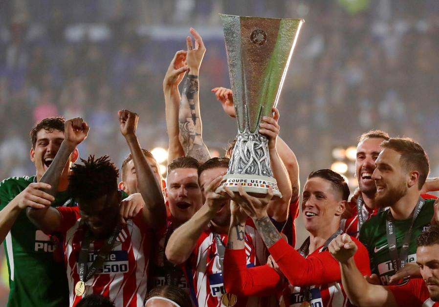 Spanish soccer giants Atlético Madrid to open academy in Beersheba
