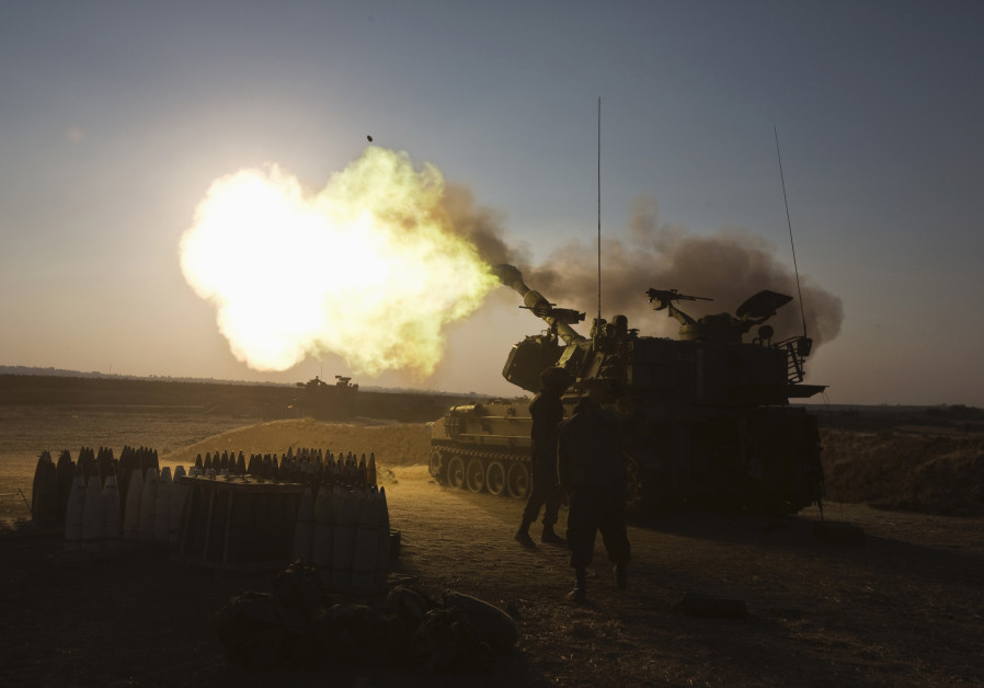 Two front flareup: IDF strikes on northern and southern borders