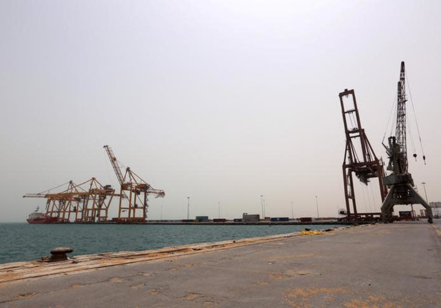 Rolling back Iran in battle for Red Sea's Hodeidah