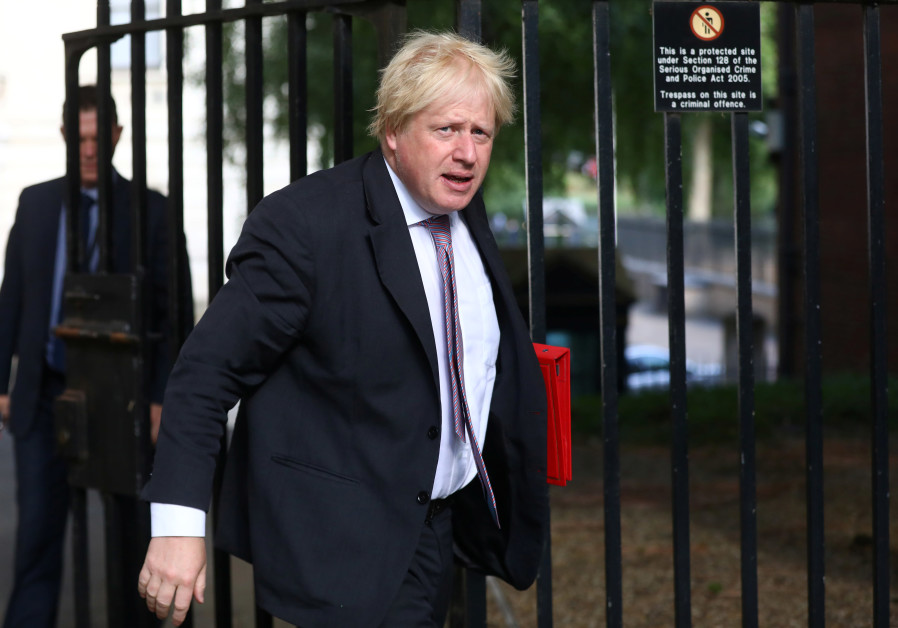 British Foreign Secretary Boris Johnson quits amid Brexit crisis