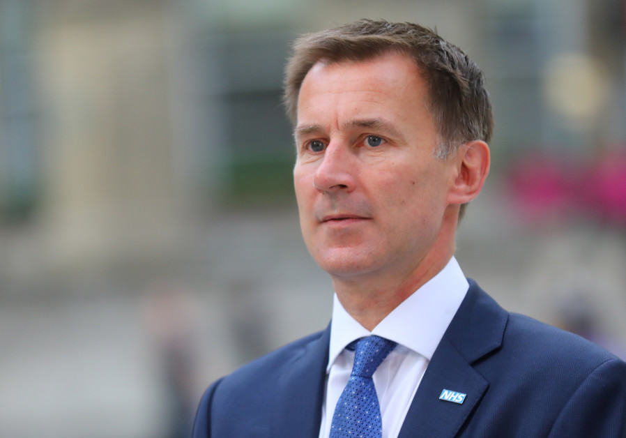 British PM May appoints Jeremy Hunt new foreign minister