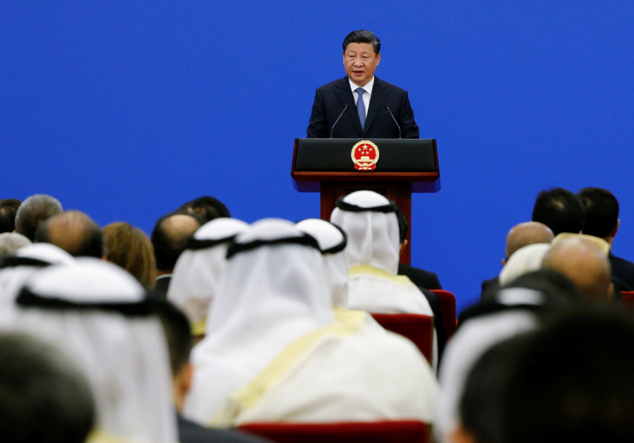 China to offer aid to Palestine, seeks greater role in the Middle East