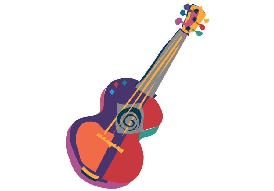 Guitar (illustrative)