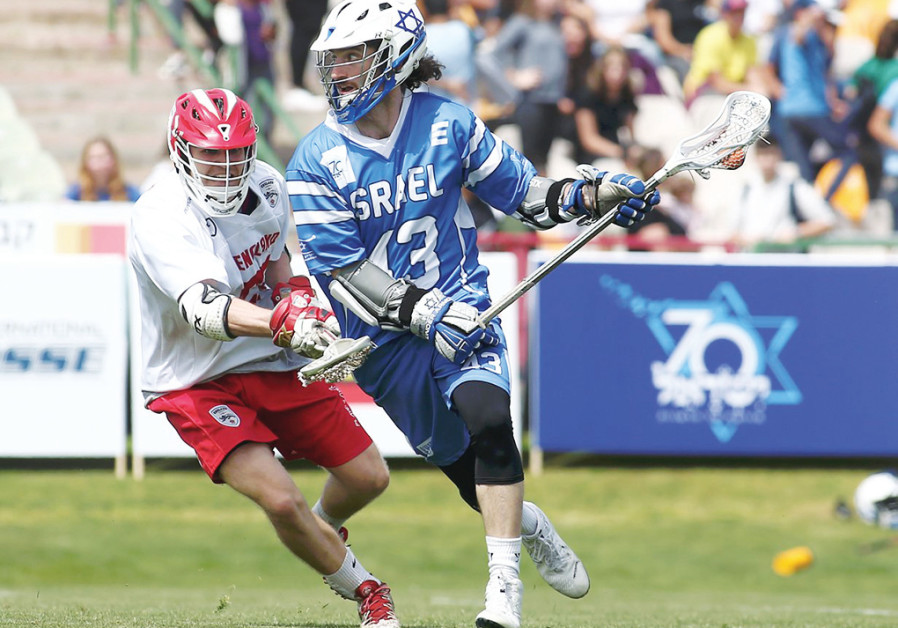 Israel takes hosts biggest international lacrosse event in history