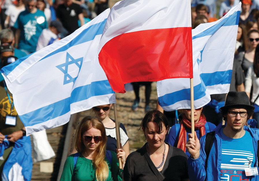 Think about it: Poland and Israel: National narratives and myths