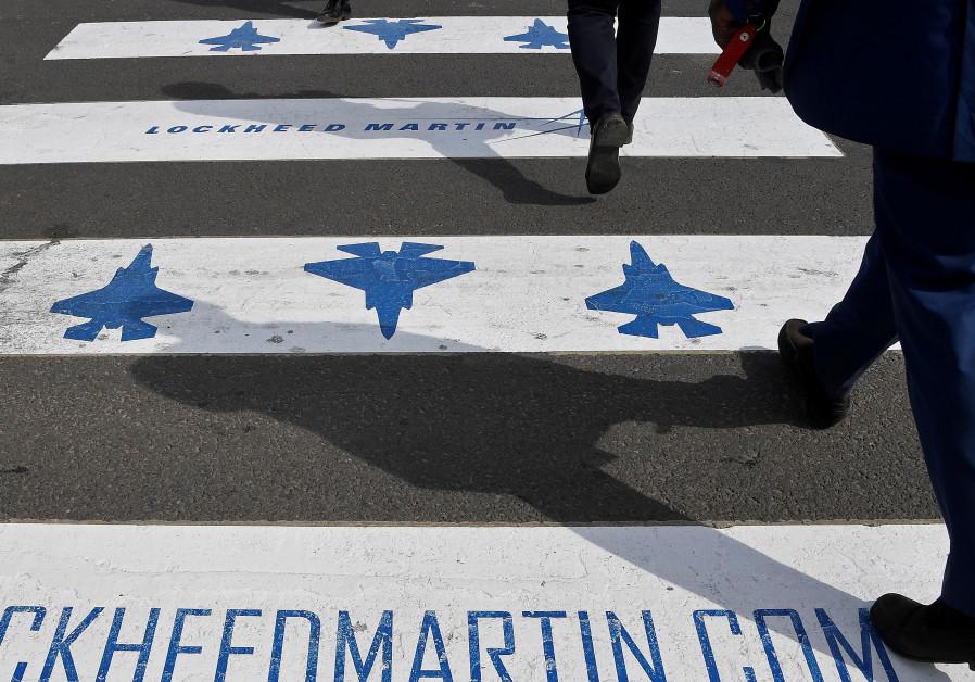 Lockheed Martin, Rafael sign understanding to market SPICE missile kits