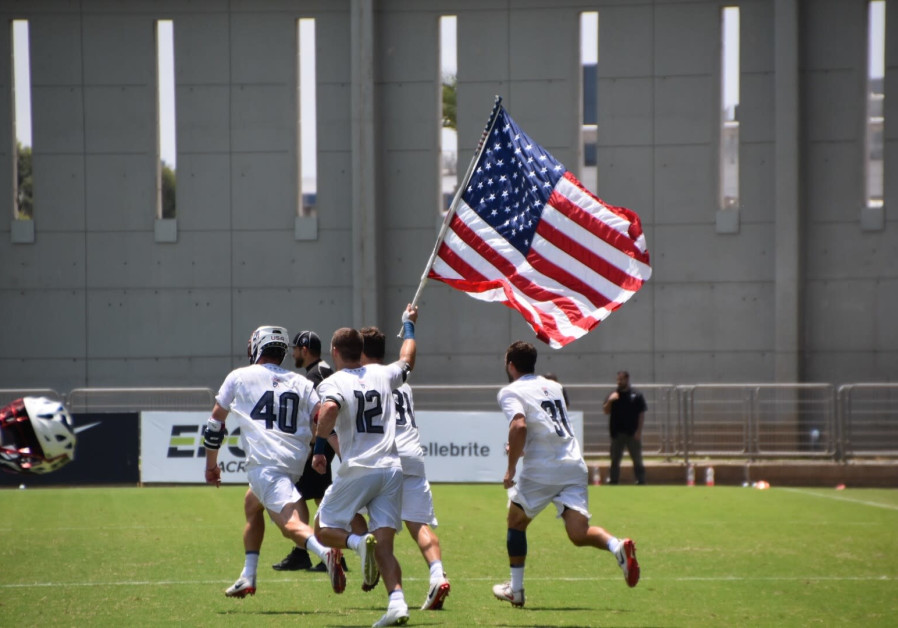 Team USA wins Men's Lacrosse World Championship in Israel