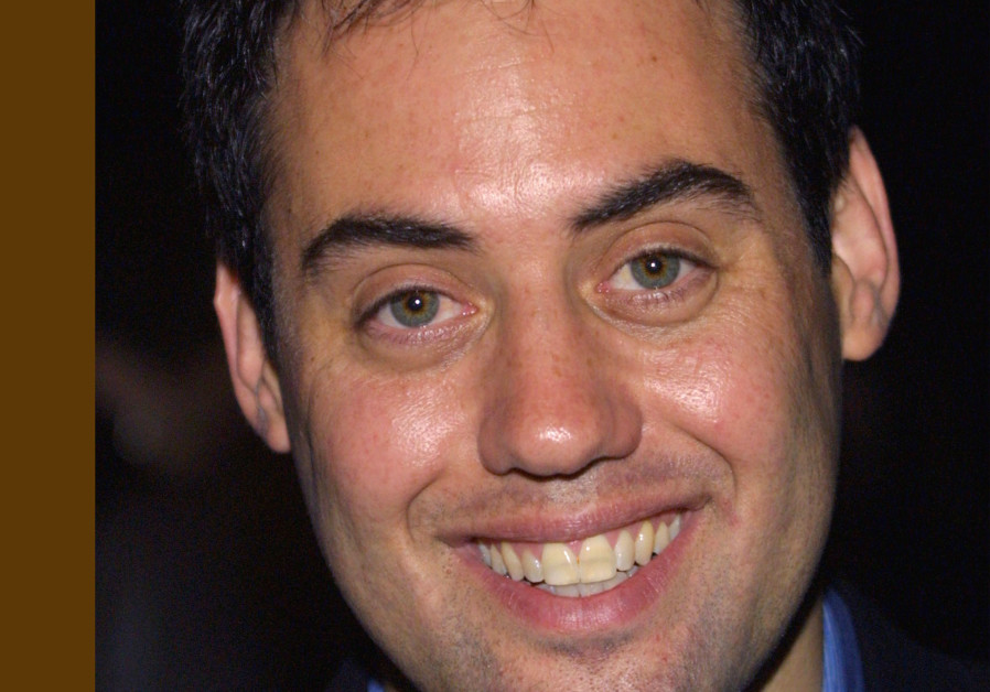 Comedian Orny Adams talks about his Jewish background (just not on stage)