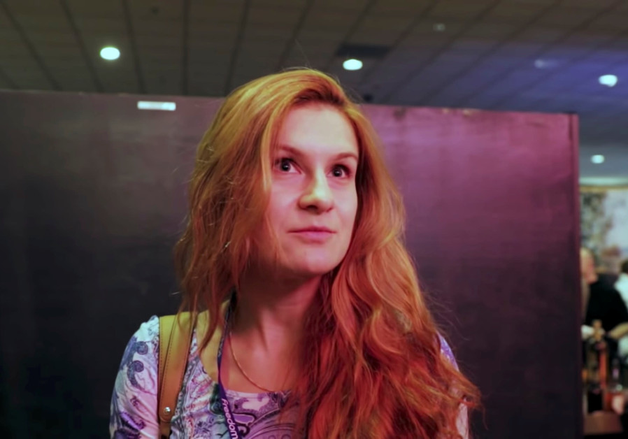 Admitted Russian agent Butina sentenced to 18 months for U.S. election interference