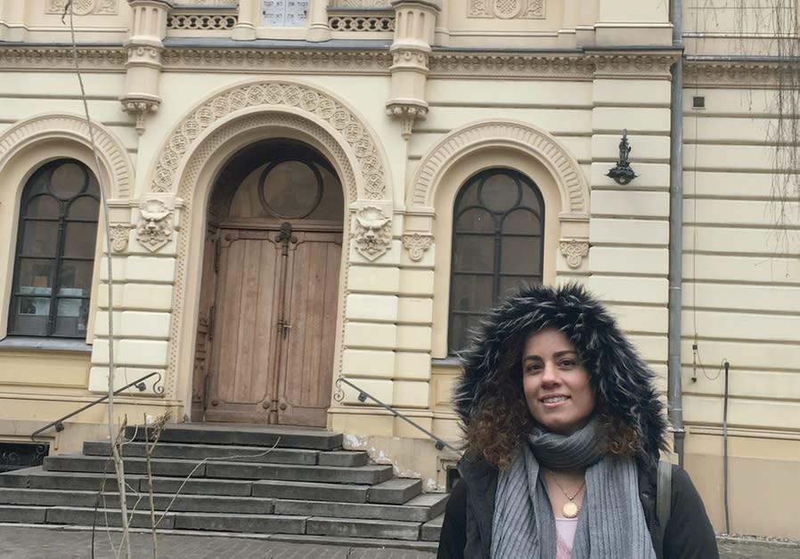 Nozyk Synagogue poland warsaw