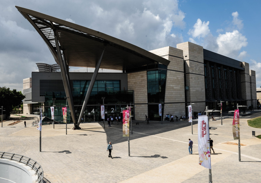 Could the Tel Aviv Fairgrounds host the Eurovision competition next year?