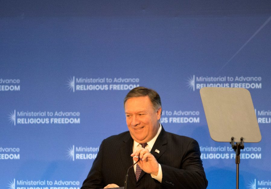 Pence, Haley address religious freedom ministerial