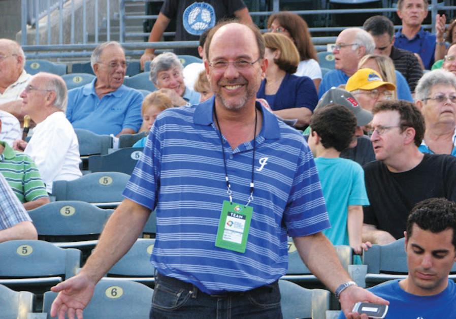 AS PRESIDENT of the Israel Baseball Association, Peter Kurz has seen a huge growth spurt of the spor