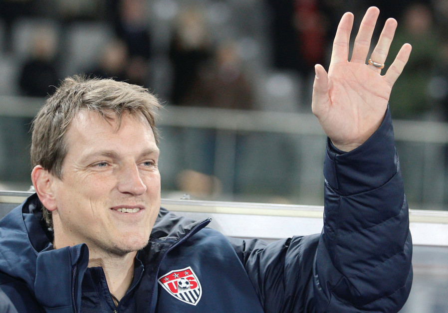 ANDREAS HERZOG was appointed as the new coach of Israel's national soccer team this week.