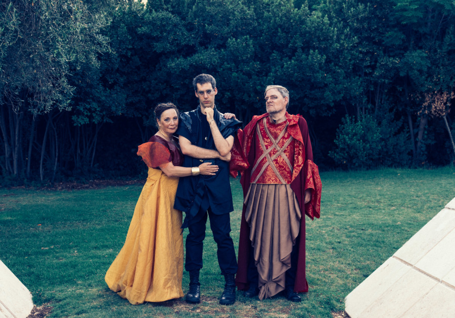 Cast of Shakespeare in the Park