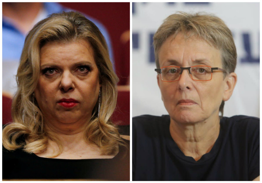 Sara Netanyahu reportedly spats with mother of Hadar Goldin