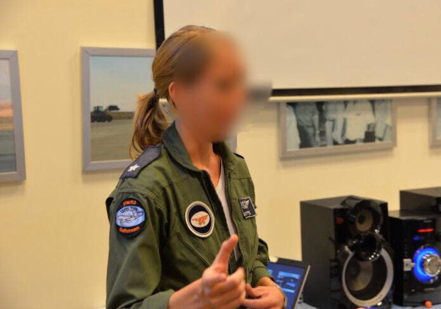 The first woman to command an Israel Air Force squadron was appointed on Tuesday August 8, 2018.