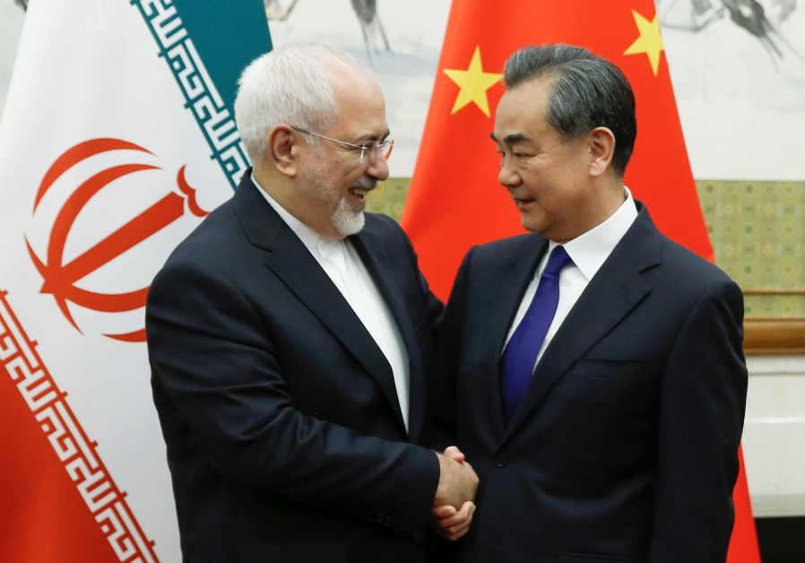 China continues business in Iran, despite U.S. sanctions: