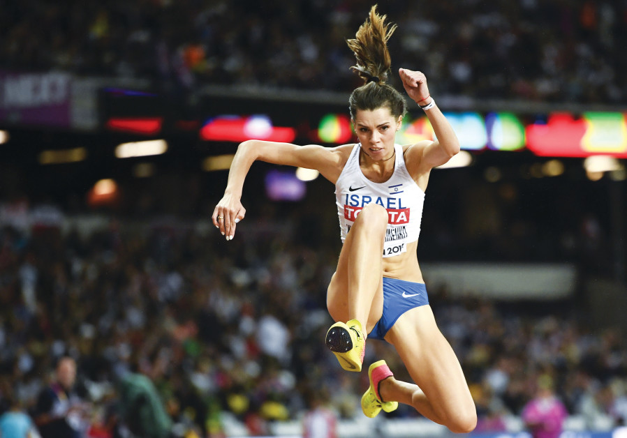 ISRAELI TRIPLE-JUMPER Hanna Knyazyeva-Minenko advanced to Friday's final at the European Athletics C