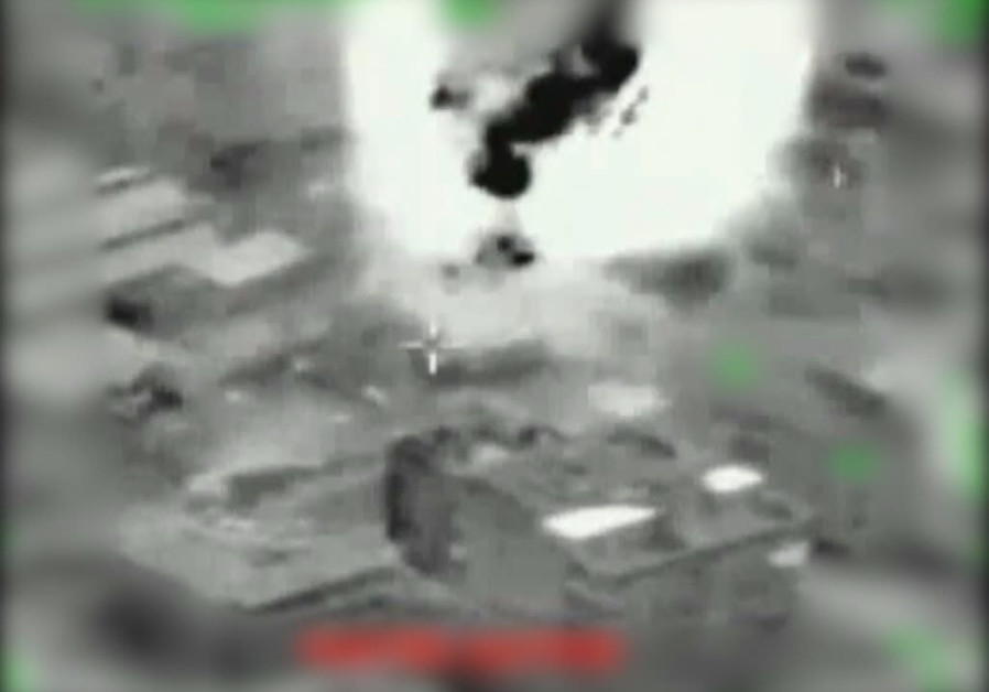 This Video Captures the Terror of Hamas Rockets
