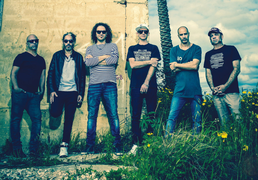 Local favorites Hadag Nahash are just two of the dozens of acts booked for the Meteor Festival