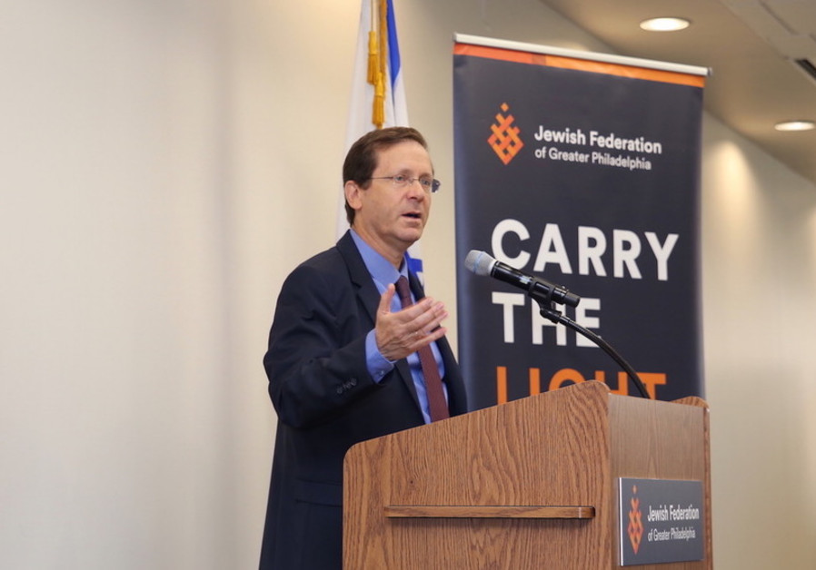 Isaac Herzog calls for increased security for Sukkot in Europe