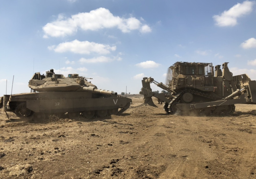 IDF completes large-scale drill to improve readiness for war